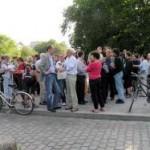 Pressemitteilung der BI Bäume am Landwehrkanal vom 8.9.08