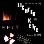 Lichterkette von der Asse nach Schacht Konrad!