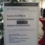 Online-Petition in Berlin noch vor der Wahl?