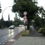 Intelligente Pförtnerampel zur Entlastung der Köpenicker Straße