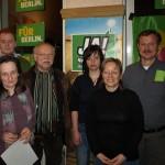 6 Plätze der bündnisgrünen BVV-Liste Marzahn-Hellersdorf gewählt