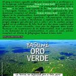 Jetzt Yasuní-Nationalpark retten