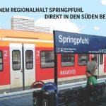 Bündnisgrüne melden die Nahverkehrstangente für den Bundesverkehrswegeplan an
