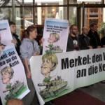 Global Peace: Verbot von Rüstungsexport, Friedensgebet und Friedensdemonstration am 15. September in Berlin