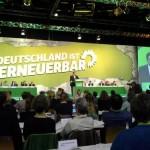 Bundesparteitag zum Wahlprogramm in Berlin