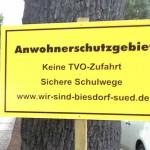 Planungen für TVO, Radweg und Nahverkehrstangente