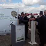 Grüne Industrie für Berlin – Eröffnung des CleanTech Business Park Marzahn