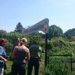 #Wahlkreistag: Suchtberatung, Theater am Park, Schau- und Lehrgarten sowie Grundschulen für Mahlsdorf