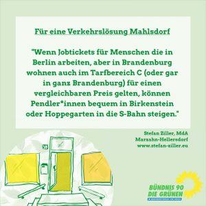 verkehrsl sung mahlsdorf jobtickets f r berlin abc b ndnis 90 die gr nen berlin. Black Bedroom Furniture Sets. Home Design Ideas
