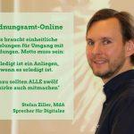"""Bearbeitungszeiten beim """"Ordnungsamt Online"""""""