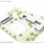 So soll die neue Integrierte Sekundarschule in Mahlsdorf aussehen