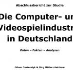 Studie zur Computer- und Videospielindustrie