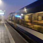 (Regional)Bahnhof Mahlsdorf bekommt Bänke und eine Toilette
