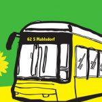 Mahlsdorf braucht keine weitere Debatte in einem Beirat, sondern eine Entscheidung für eine Verkehrslösung