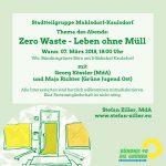 """Themenabend Abfallvermeidung oder """"Zero Waste"""""""