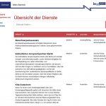 Perspektive Digitales Bürgeramt: Service Konto Berlin gestartet