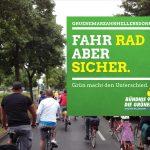 Überzeugungsarbeit nötig: Radverkehr auf der Marzahner Brücke braucht mehr Sicherheit