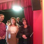 #Wahlkreistag: Sophia, Louise und das Tschechow-Theater