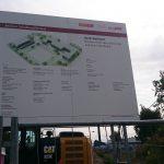 """Bau der Oberschule in der Straße """"An der Schule"""" im Zeitplan"""