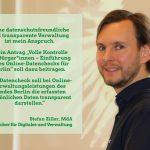 Datencheck für Berlin – Wie Bürger*innen die Kontrolle über ihre Daten bekommen!