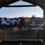 Barrierefreien Brücke vom S-Bahnhof Kaulsdorf auf die Südseite