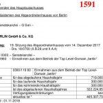 "Bericht zur Top Level-Domain "".berlin"""