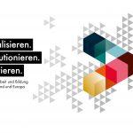 """""""digitalisieren. revolutionieren. motivieren."""" – Wettbewerb sucht 10 Top-Projekte zu Bildung und Arbeit"""