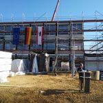 Richtfest für neue Mahlsdorfer Schule