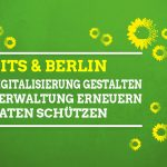 Bits & Berlin – Newsletter – 10/2019