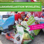 Mitmachen: Frühjahrsputz im Wuhletal und Einladung zum politischen Frühstück