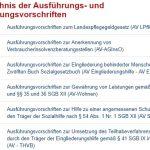 OpenData und Umgang mit Verwaltungsvorschriften in der Berliner Verwaltung