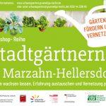 Klimagerechtes und naturnahes Gärtnern