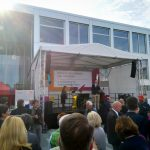 Eröffnung der neuen ISS Mahlsdorf