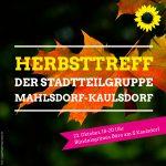 Einladung zum Mahlsdorf-Kaulsdorfer Herbsttreff am 23. Oktober 2019