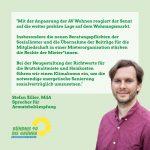 Neue AV Wohnen: Berlin als soziale Stadt erhalten