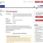 Kita-Navigator soll Eltern die Kitaplatzsuche erleichtern