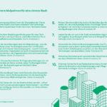 Green European Foundation legt eine Charta für die intelligente Stadt vor