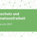 Berliner Datenschutzbericht 2019