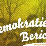 Neuer Demokratiebericht für Marzahn-Hellersdorf (2019)