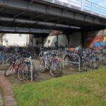 Mahlsdorf: Ein Fahrradparkhaus  und Stand der Planungen für die TRAM im 10-Minuten-Takt