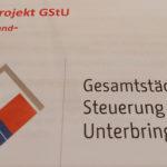 Gesamtstädtische Steuerung der Unterbringung von Wohnungslosen (GStU)