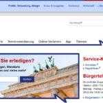 Berlins TOP 100 Online-Dienstleistungen