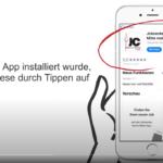 Positive Erfahrungen mit der Jobcenter-Mitte-App
