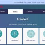 Senat beschließt Grünbuch für die Berliner Digitalisierungsstrategie