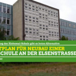 Zeitplan für Neubau der Grundschule an der Elsenstraße steht