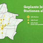 Jelbi-Netz um den U Elsterwerdaer Platz soll noch in diesem Jahr starten