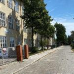 Dachschaden: Neue Sporthallen der Mahlsdorfer Grundschule gesperrt