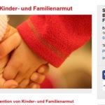 Kinderarmut: Landeskommission zur Prävention von Kinder- und Familienarmut