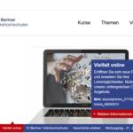#Digitaltag2021: Online-Angebot der Volkshochschule Marzahn-Hellersdorf