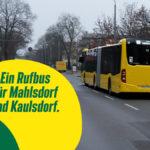 Neues Angebot: Ein Rufbus für Mahlsdorf & Kaulsdorf